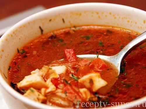 суп харчо по домашнему рецепт приготовления с фото