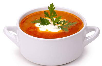Логотип сайта Рецепты супов