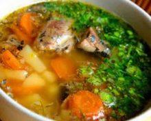 рецепт рыбного супа из консервов