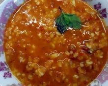 рецепт турецкого супа