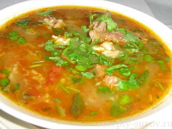 Суп с помидорами самый вкусный рецепт