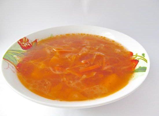 Томатный суп с фасолью: вкусный рецепт постного блюда картинки
