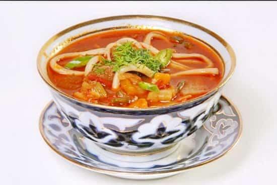 суп лагман рецепт с фото в домашних условиях