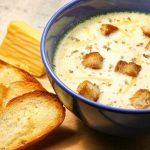 сырный суп с сырками