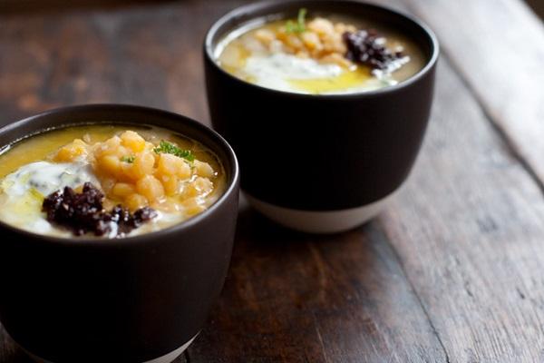 рецепт супа с фасолью и копченостями в мультиварке