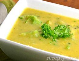 рецепт сырного супа с плавленным сыром