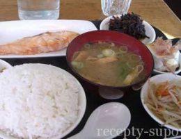 японский чай суп